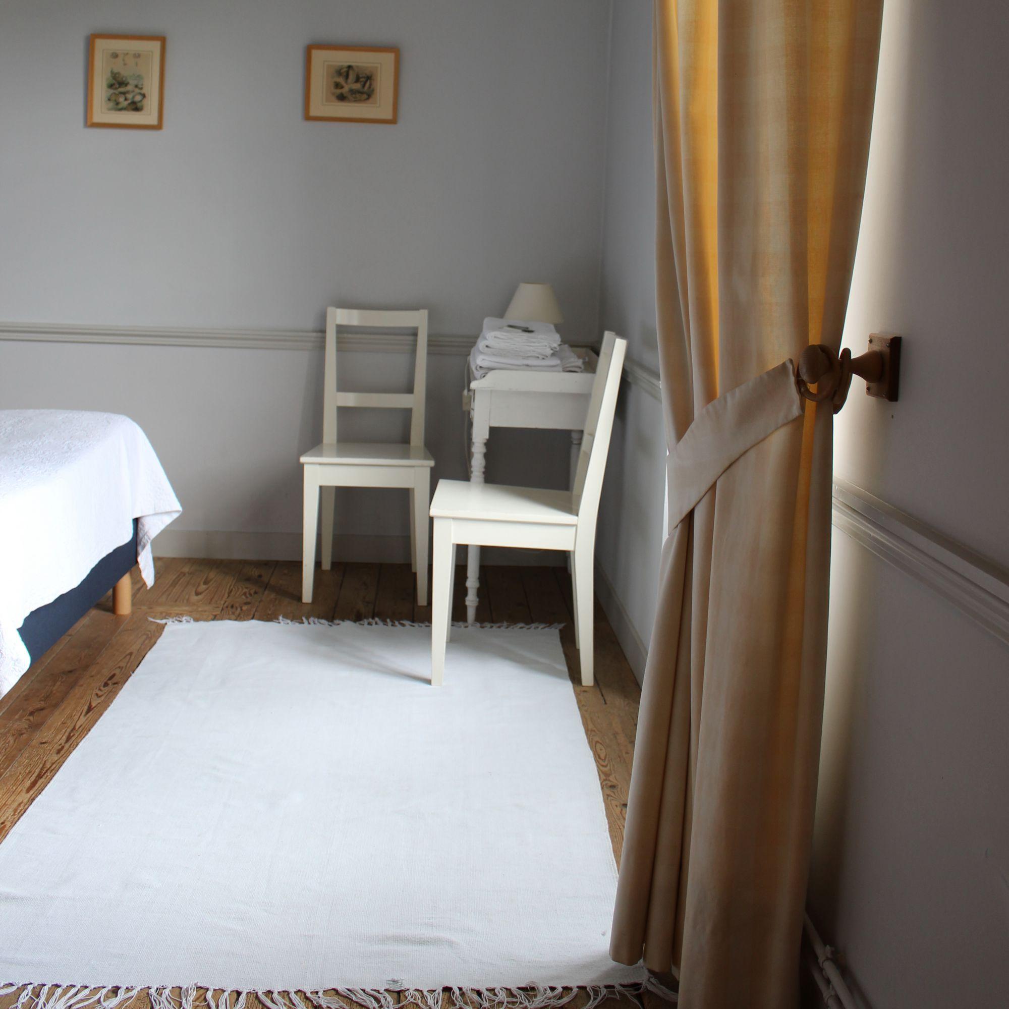 Chambre Jaune les mouettes Saint Suliac Chambres d h´tes les