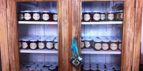 Confitures agrumes et fruits d'été Chambres d'hôtes les Mouettes