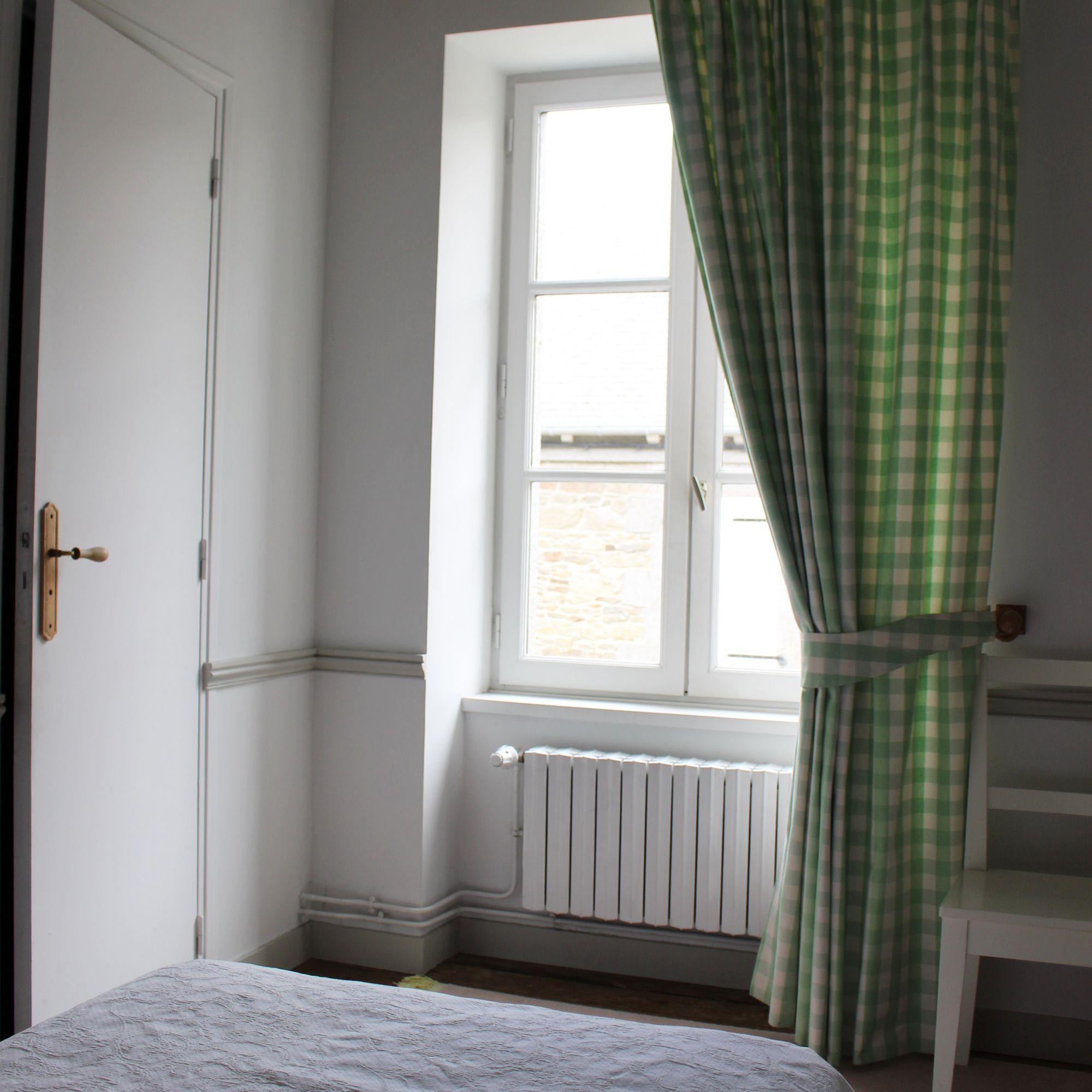 Chambre verte les mouettes saint suliac chambres d h tes - Chambres d hotes ardeche verte ...